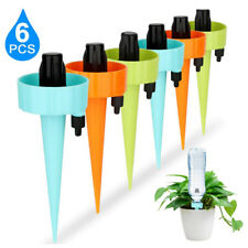 6 Garden Automatic Dripper Drip Irrigation System Bottle Watering Device Plant