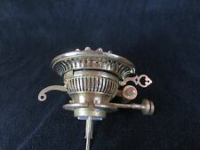 SUPERB RARE VICTORIAN MESSENGERS SAFETY  DUPLEX  OIL LAMP BURNER, FITS A HINKS