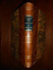 Isidore SARRASY, Les livres de l'impôt en France - Albi (Tarn) 1860-1862.