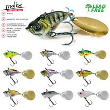 Molix Ul Fishing Blade Bait Lure Trago Spin Tail 10.5G
