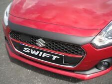 SUZUKI SWIFT, NEW MODEL 06/2017> FRONT GUARD, ONLY AVAIL.HERE, Satin Black, NEW