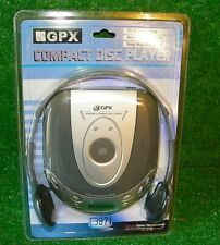 Gpx Compact Disk Cd Player New Sealed C3871 - Ships Fast