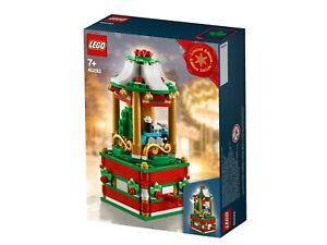 LEGO MANEGE DE NOEL 40293 NEUF SCELLÉ