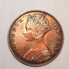 1865 ONE CENT VICTORIA HONG KONG - BOLD!! MUST TAKE A LOOK!!