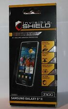 ZAGG INVISIBLE SHIELD Premium Screen Protection for Samsung Galaxy S2 Mini - NEW