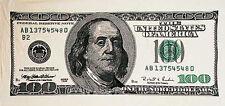 Kaufman -  $100 BILL - 30in x 60in Beach Towel (101209)