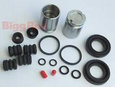 Pinza Freno Posteriore Sigillo Riparazione Kit Pistone Per Audi 80 (BRKP 64)