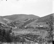 "Photo 1900s Virginia City, Nevada ""Mine"""