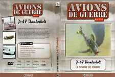 DVD avions de guerre - P-47 thunderbolt | Documentaire | Lemaus