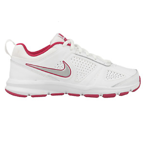 Nike T-Lite XI Leder Schuhe Turnschuhe Sportschuhe Fitnessschuhe weiß 616696 106