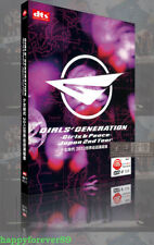 New SNSD GIRLS' GENERATION Girls & Peace Japan 2nd Tour DVD IN STOCK