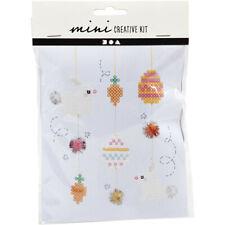 Mini-Kreativset Ostern - Perlen-Anhänger - Kreatives mit Bügelperlen