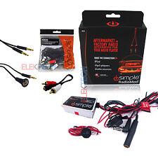 iSimple IS31/IS335 Universal Radio Input FM Modulator & 3.5mm Mini Jack Dock RCA