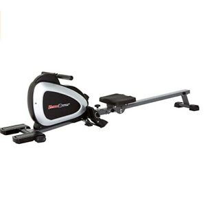 FITNESS REALITY 1000 PLUS Bluetooth Magnetic Rowing Machine Rower with Extended