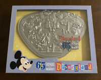 DISNEYLAND 65th ANNIVERSARY PARK MAP LIMITED EDITION 1500 BOXED JUMBO PIN Disney