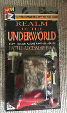 "2013 REALM OF THE UNDERWORLD 5.75"" BATTLE ACCESSORY PACK M0C"
