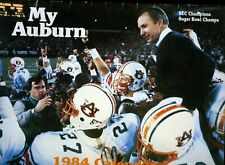 1984 Auburn University Football Calendar