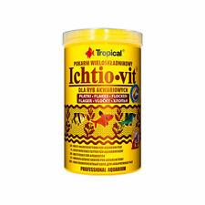 TROPICAL ICHTIO-VIT 1000ml  Multi-ingredient flakes