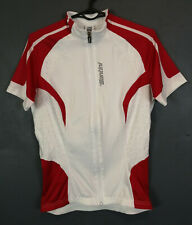 SHIRT SANTINI ITALY WOMEN'S LADY CYCLING BICYCLE JERSEY MAGLIA MAILLOT SIZE L 4