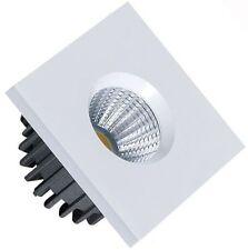 UKEW® Mini 3w LED Aluminium Downlight celling cabinet Stairway warm white 3000K