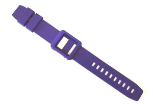 Brand New Silicone Replacement Watch Wrist Band Case For iPod Nano 6Th 6G Purple
