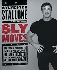 Sly Moves by Sylvester Stallone | Hardcover Book | 9780060737870 | NEW