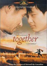 Together (DVD, 2003) Mandarin with English Subtitles, Liu Peiqi, Chen Hong