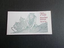 GB QEII FOLDED BOOKLET FD6B 1978 BASKET MAKING CRAFTS No. 6