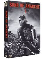 Sons Of Anarchy - Serie Tv - 1^ Stagione - Cofanetto 4 Con Dvd - Nuovo Sigillato