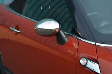Chrome Wing Mirror Trim Set Covers To Fit Mini R55 R56 R57 R58 R59 R60 R61