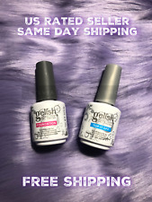 Gelish Foundation/Base & Top Coat Combo - UV/LED Soak Off Gel Nail Polish - 15ml