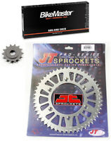 JT O-Ring Chain 14-51 Alloy Sprocket Kit for Honda CR500R 1986-1987