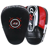 ARD Pro Focus Pads Boxing Mitts MMA Strike Punching Bag Kick Curved Mitts BRW