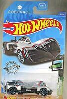 GHF78 2020 Hot Wheels ROBORACE ROBOCAR - Speed Blur 4//5-063//250 Silber