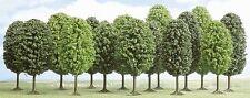 Busch 6586 ESCALA N/Z 12 árboles de hoja caduca # NUEVO EN EMB. orig. #