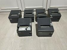 4x Epson TM-T88IV 2x TM-T88V POS Thermal Receipt Printers Jot Lot Spares Repairs
