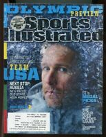 SI: Sports Illustrated February 3, 2014 Olympic Preview Mikaela Shiffrin VG