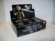 Final Fantasy Opus IV Booster Pack x2 (Two Packs)