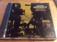 Bruce Henderson Beyond the pale Audio CD.
