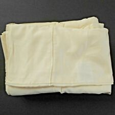 PALE Yellow King Pillowcases Set 400 Thread Count 100% Cotton 20 x 40
