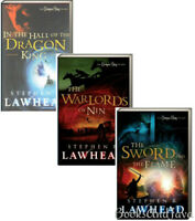 The Dragon King Trilogy 1-3 Hall of Dragon King...Stephen R Lawhead (Paperbacks)