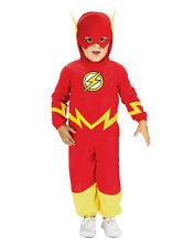 """FLASH Costume Per Bambini, Neonato, età 6 - 12 mesi, altezza 22"""" (collo in basso)"""