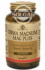 DIMA MAGNUM MAG PLUS 100 tav gonfiore ritenzione idrica, stanchezza irritabilità