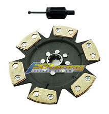 FX STAGE 3 CLUTCH RACE DISC PLATE 01-06 BMW M3 E46 fits 6sp MANUAL&SMG TRANS