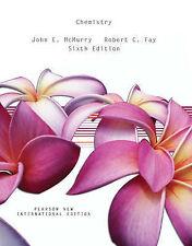 Chemistry 6E by John E. McMurry, Robert C. Fay(AC)