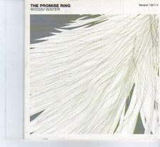 (DF274) The Promise Ring, Wood / Water sampler - 2002 DJ CD