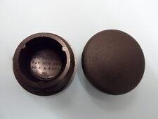 50 No, SCAFFOLD TUBE END CAPS, 48.3 OD (3.2 - 5.0) BUNGS/PLASTIC INSERT, BLACK.