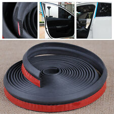 4M Z Type Door Edge Rubber Seal Strip Hollow Car Auto Weatherstrip Trim Protect
