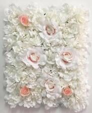 Premium Decorative Flower Panels Handmade With Artificial Silk Flowers Wall Baby