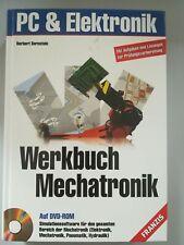 PC & Elektronik Werkbuch Mechatronik Franzis